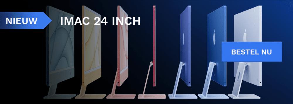 Nieuw: iMac 24 inch