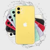 iPhone 11 64GB Geel
