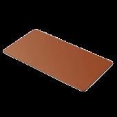Satechi Eco Leather Desk Mat Bruin