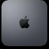 Mac Mini 3.6GHz intel i3 8GB 1TB Ethernet