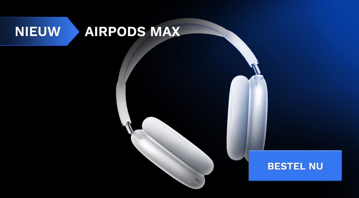 Nieuw: AirPods Max