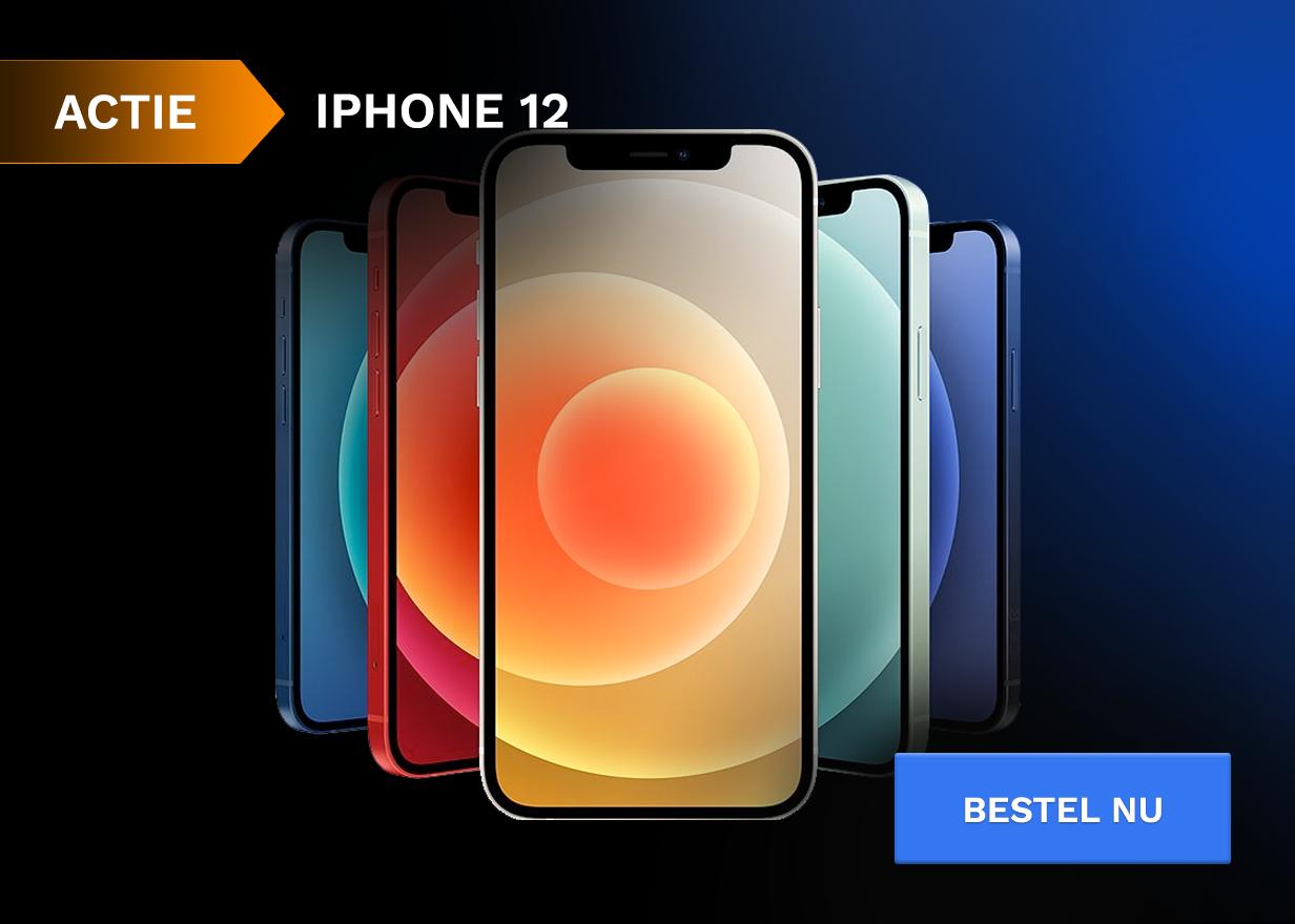 Actie: iPhone 12