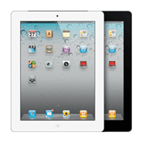 iPad 2nd generation modelnummer