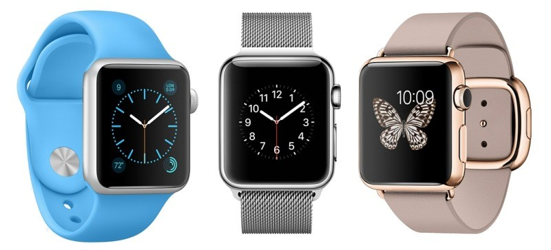 Apple Watch Trio