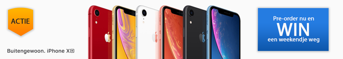 Winactie iPhone XR
