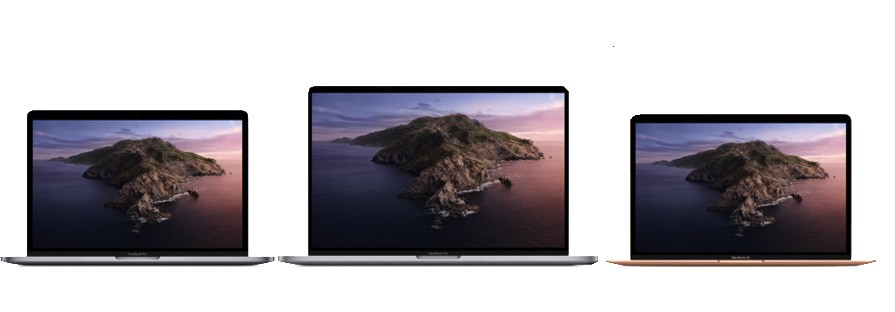MacBook Family 2020 | YourMacStore