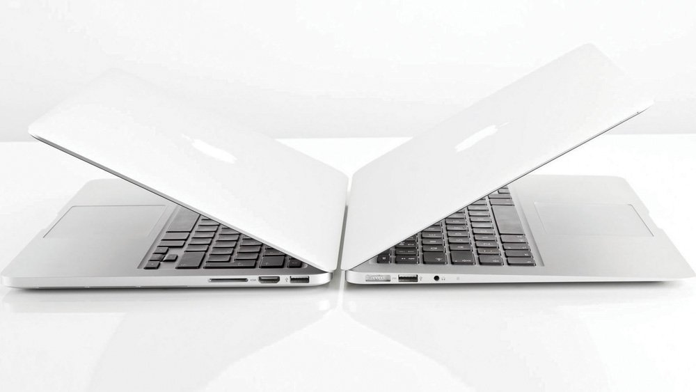 Verschillen tussen de MacBook Air en MacBook Pro