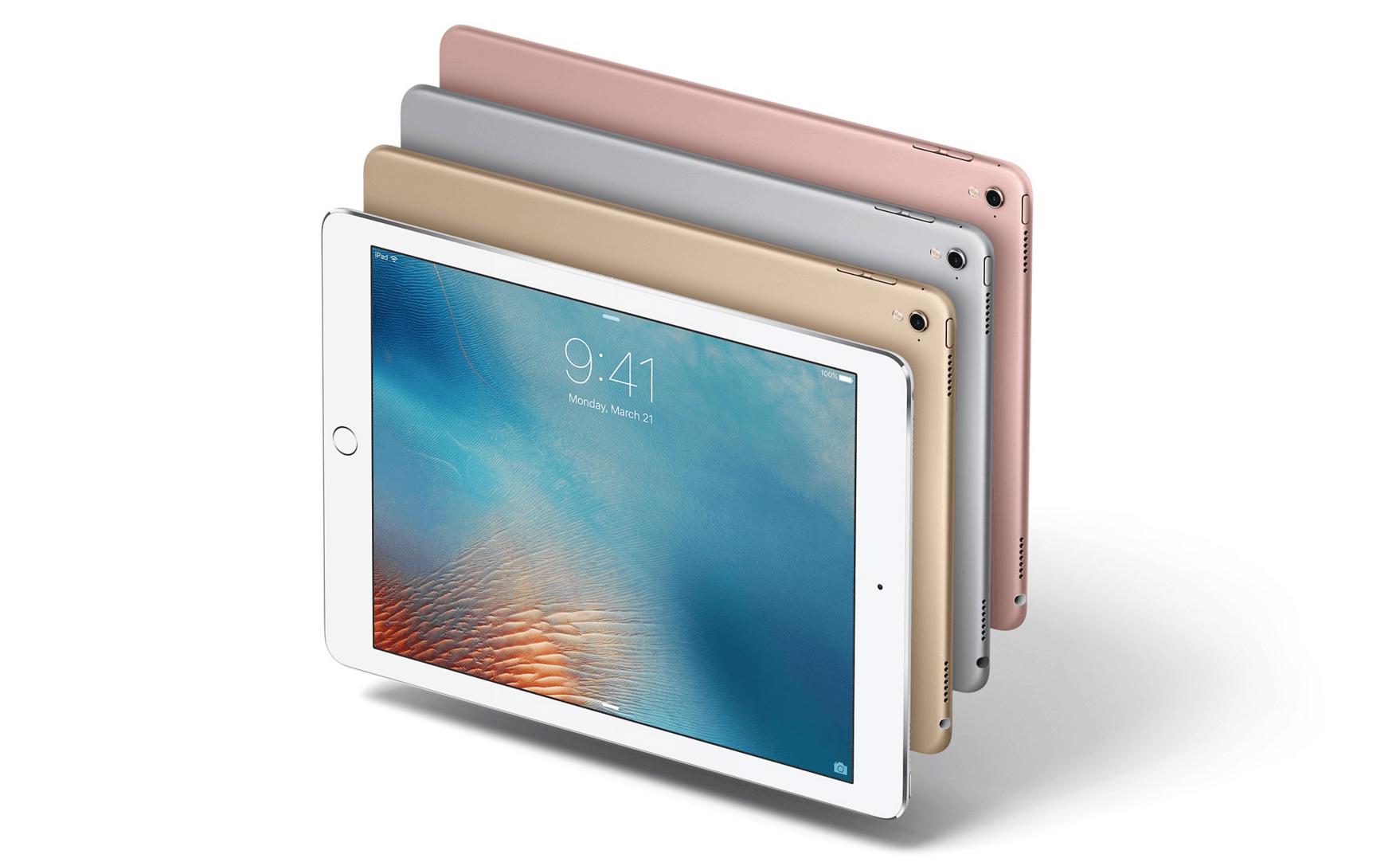 9,7-inch iPad Pro
