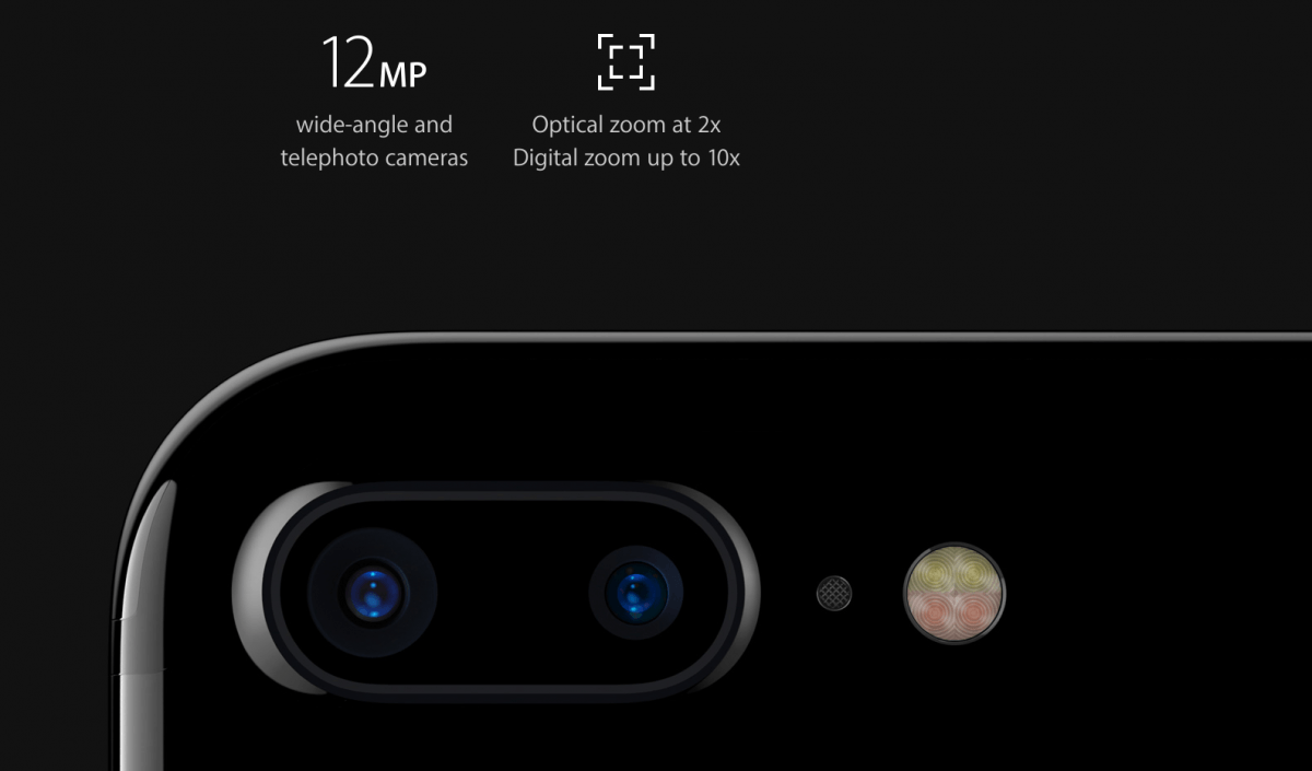Camera iPhone 7 Plus | YourMacStore