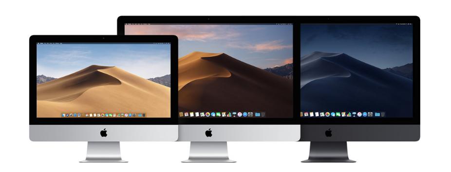 iMac 2019 21.5 inch 27 inch