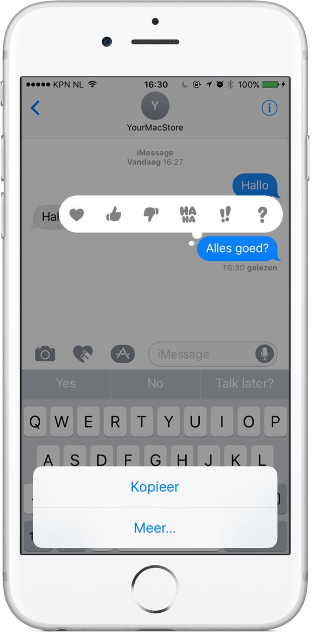 iOS10 | YourMacStore