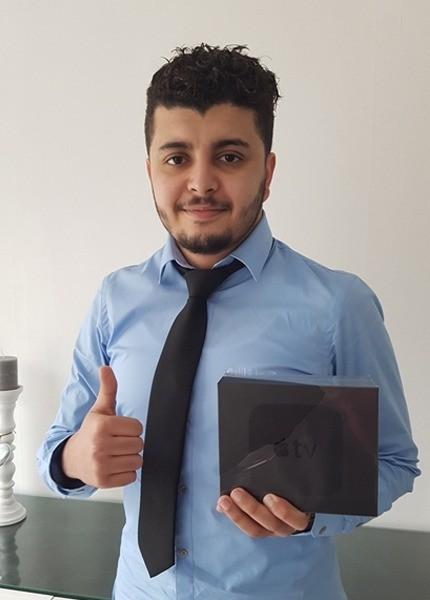 winactie Yousef