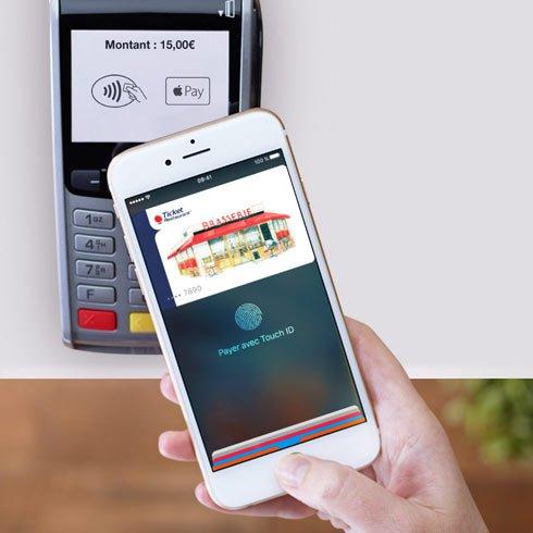 Apple Pay in Frankrijk en Hongkong