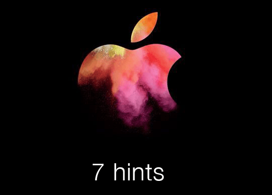 7 hints - Mac Event
