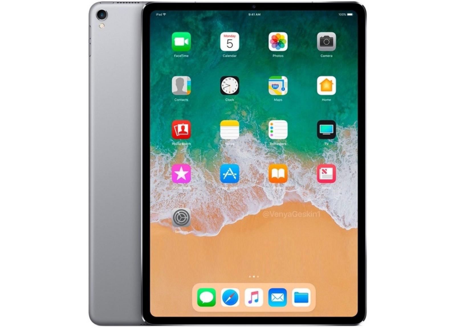 iPad Pro 2018 mockup