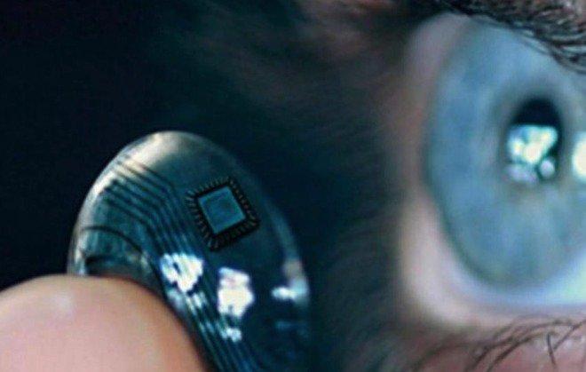 Apple werkt aan slimme contactlenzen | YourMacStore