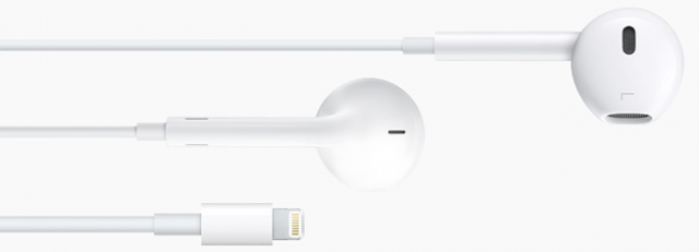 Lightning EarPods | YourMacStore