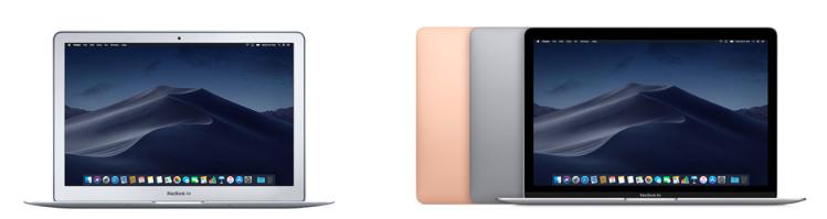 macbook air oud vs nieuw