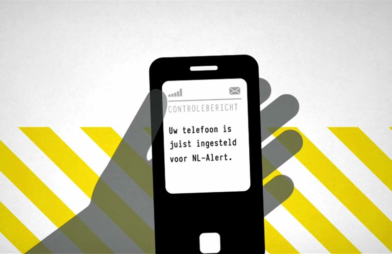 NL Alert op je iPhone instellen | YourMacStore